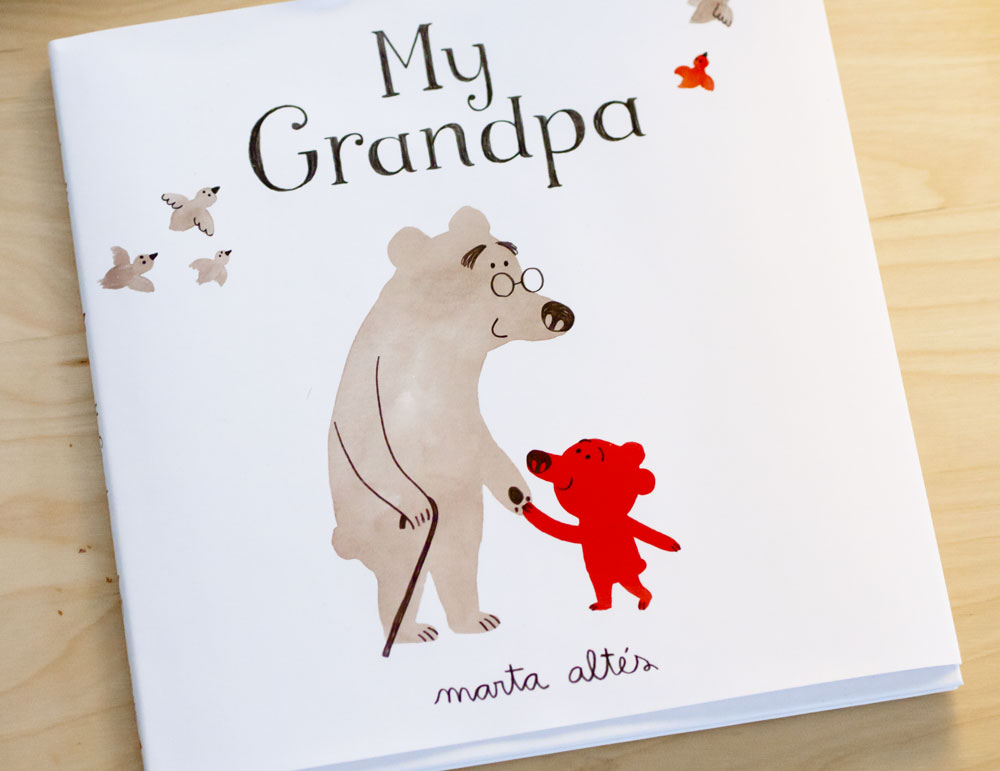 My Grandpa, by Marta Altes